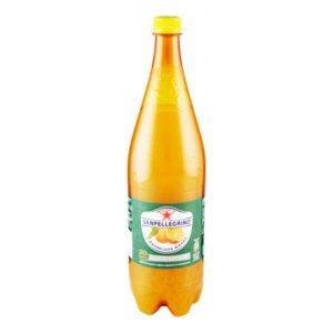 Aranciata Sanpellegrino Amara Bottiglia 1,25lt