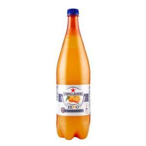 Aranciata Zero Sanpellegrino bottiglia 1,25lt
