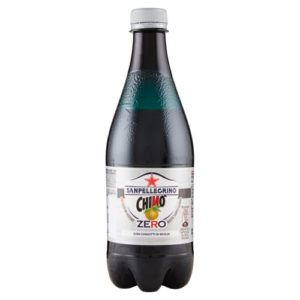 Chinotto Sanpellegrino Zero in bottiglia 50cl