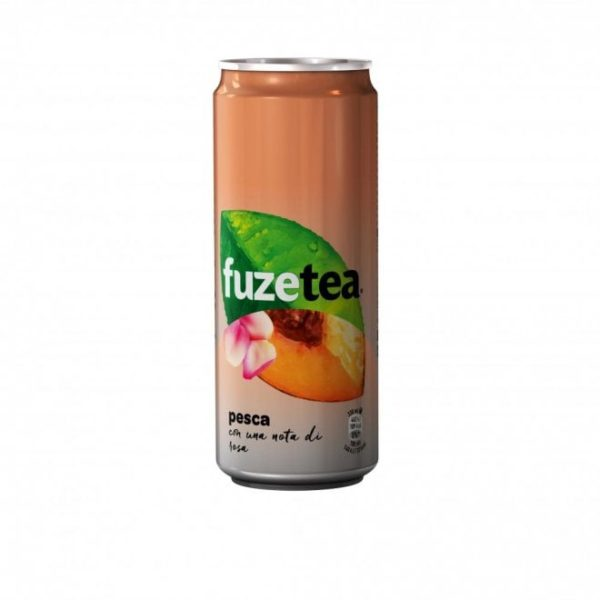 fuzetea pesca lattina 33cl