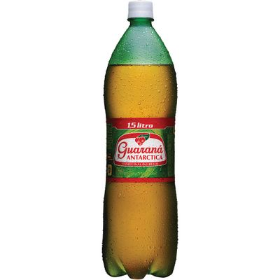 Guaranà Antartica in bottiglia 6x1,5lt