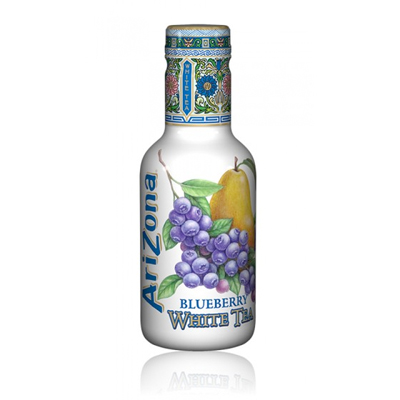 AriZona The bianco con mirtilli 50cl