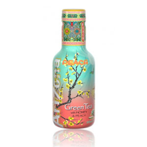 AriZona The verde con pesca 50cl