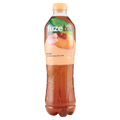 Fuze tea Pesca bottiglia 1,25lt