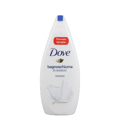 DOVE BAGNOSCHIUMA DI BELLEZZA IDRATANTE