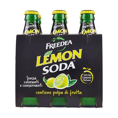 LEMONSODA-Freedea-6x20cl