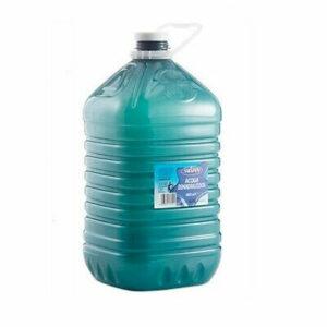 Acqua Distillata Acqua Demineralizzata Per Ferro Da Stiro e Batterie 5,00LT