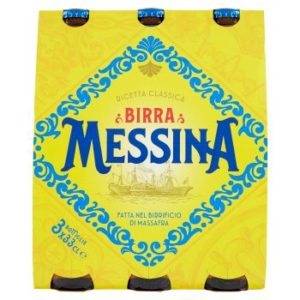 birra messina 3x33cl